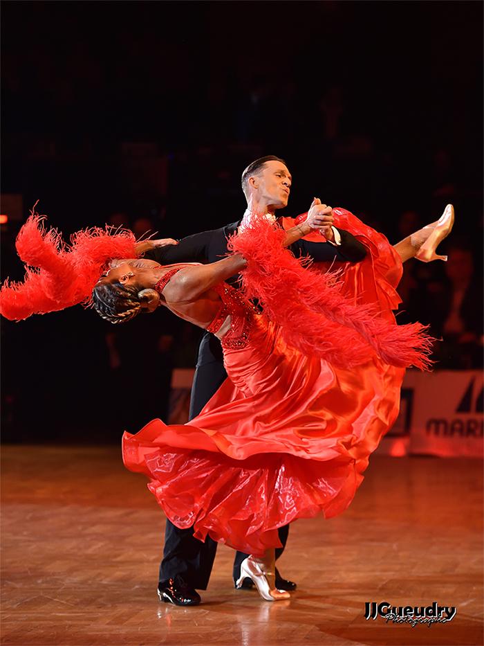 Cours de danse de salon latino standard Perpignan 66