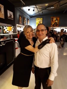 Professeur de tango argentin 66